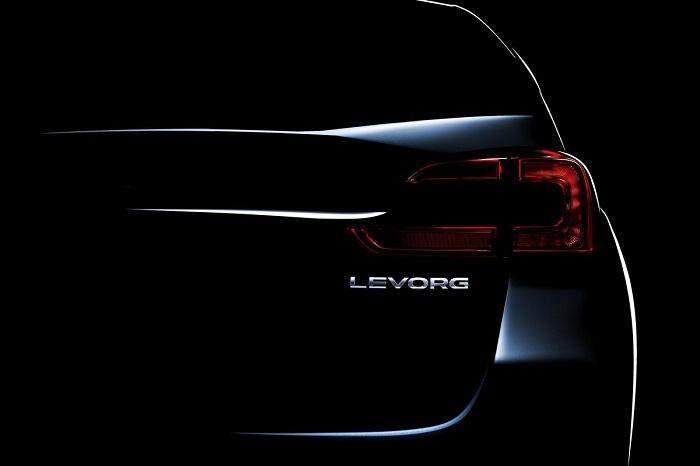 Subaru Levorg: будущий Legacy